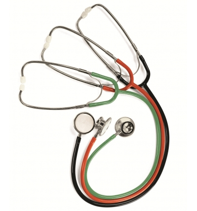 WA STETHOSCOPE LIGHTWEIGHT DOUBLE GRIS