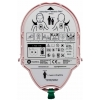 HEARTSINE PACK ELECTRODES + BATTERIE PEDIATRIQUE PAD-PAK-04