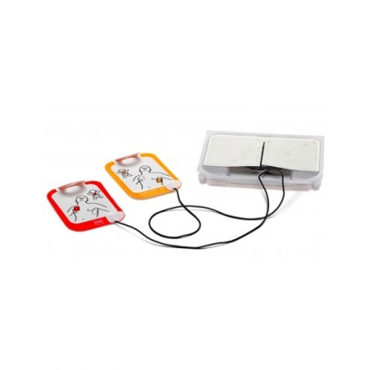 LIFEPAK ELECTRODES ADULTE/PEDIATRIQUE POUR CR2