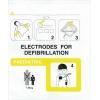 SCHILLER ELECTRODES ENFANTS W1404262 FRED BIPHASE