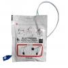 SCHILLER ELECTRODES DE DEFIBRILLATION ADULTE AVEC TAG RFID POUR FRED PA-1