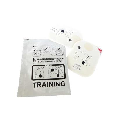 SCHILLER ELECTRODES DE FORMATION ADULTE DAE TRAINER FRED x 10