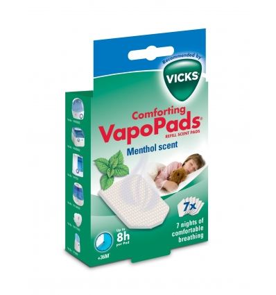 VICKS VAPOPAD MENTHOL