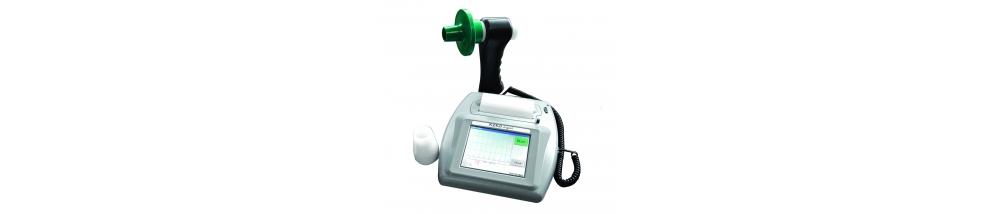 Spirometres