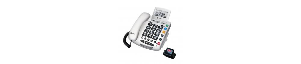 Téléphones Senior / Aide auditive